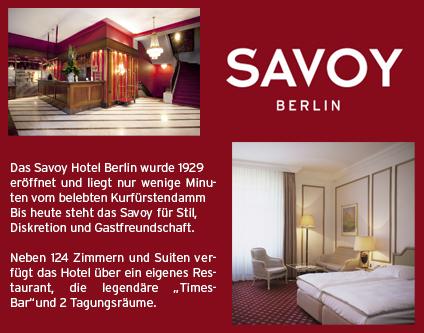 Savoy Berlin 4 Sterne Hotel Havanna Zigarren Lounge 4