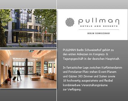Pullman Berlin Schweizerhof 5 Sterne Hotel 5 Sterne Hotels Berlin