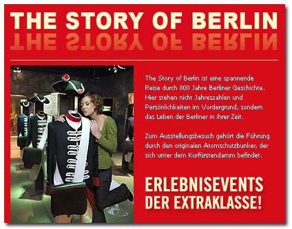 Story Of Berlin Berlin Ausstellung Kunst Galerien Event