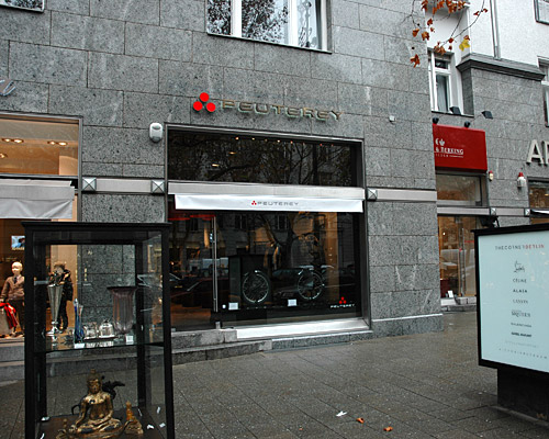 Peuterey Shop Berlin